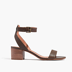 The Alice Sandal in Python Texture