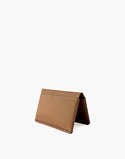 MAKR Leather Horizon Four Wallet