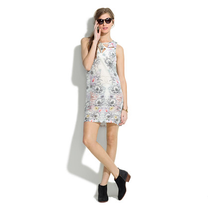 Something Else by Natalie Wood Floral Mirage Dress