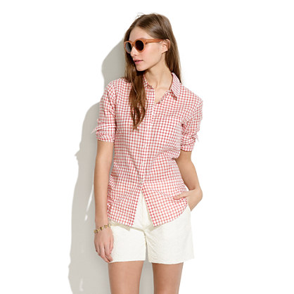 Windowpane Boyshirt