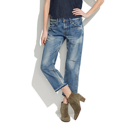 Chimala® Denim Ankle jeans