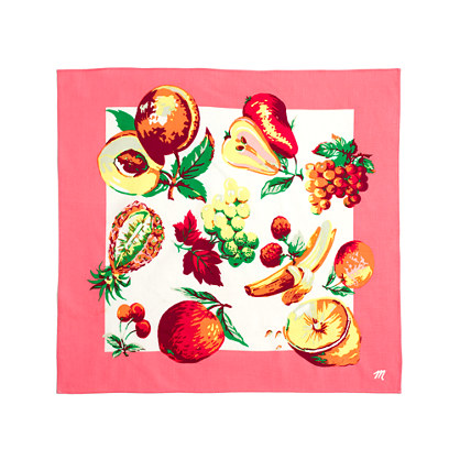 Fresh Fruit Bandana