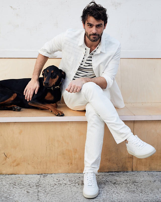a7d0a9d7 Style Recipes: 3 Ways To Wear White-On-White !
