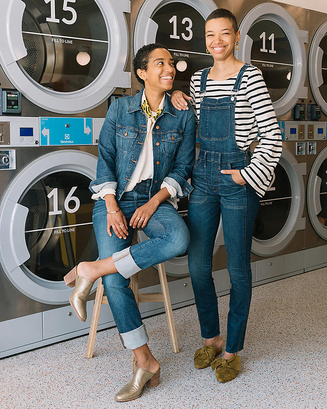 ad9697be Ladies We Love: Founders Of Celsious Laundry, Theresa And Corinna ...