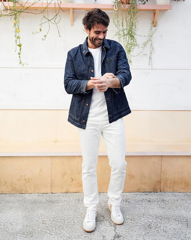 1ca90dd5029 Style Recipes  3 Ways To Wear White-On-White