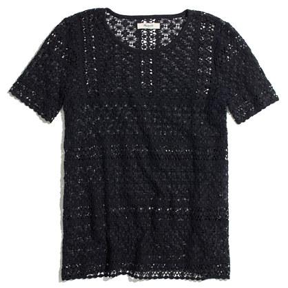 Crochet Mix Top