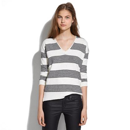 Deckhouse Sweater in Stripe