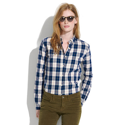 Penfield® Stokes Checked Flannel Shirt