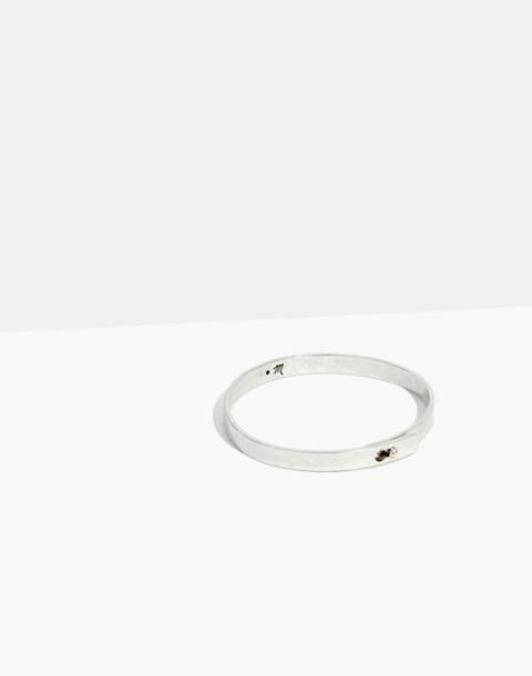 Glider Bangle Bracelet