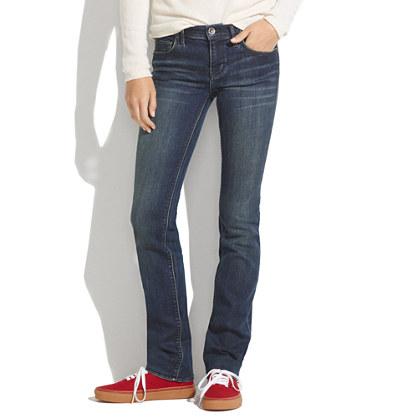 Rail Straight Jeans in Oceanside Wash