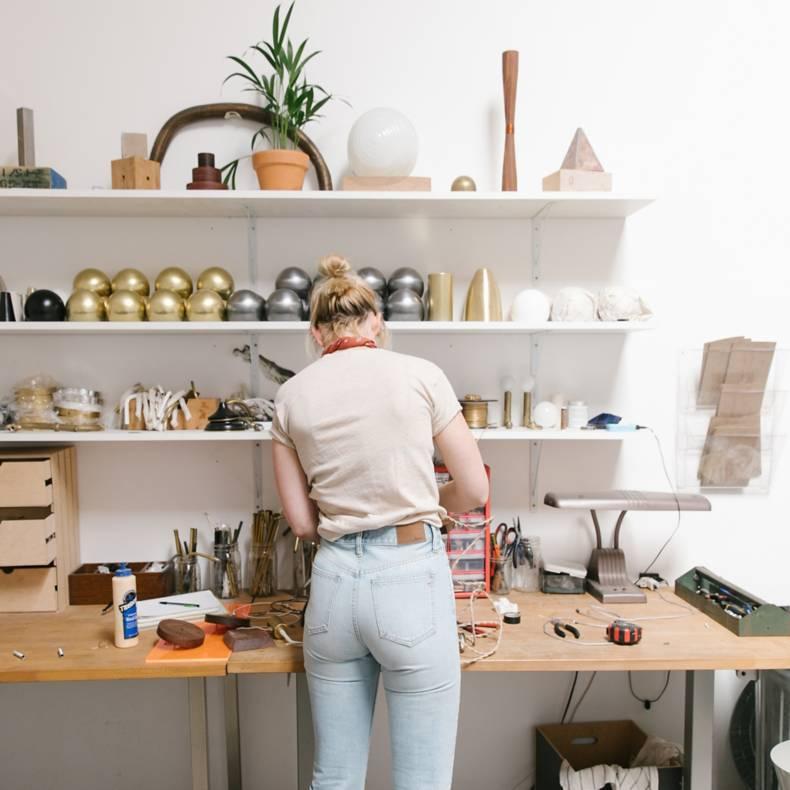 Ladies We Love: Woodworker Molly Shea Ryan