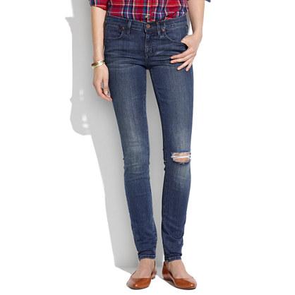 Skinny Skinny Jeans in Blue Hill Wash