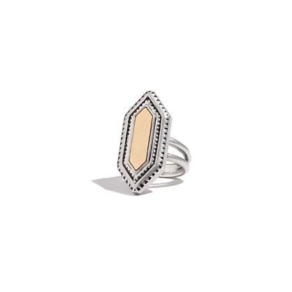 Modern Geometry Ring