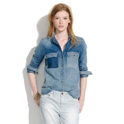 Rivet & Thread Chambray Shirt