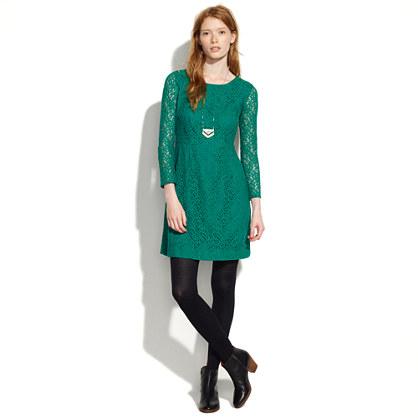 Flora lace Dress