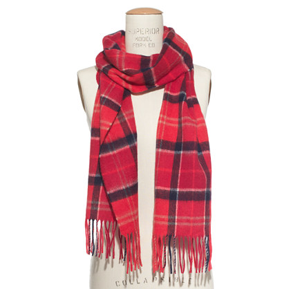 Barbour® Tartan Plaid Scarf
