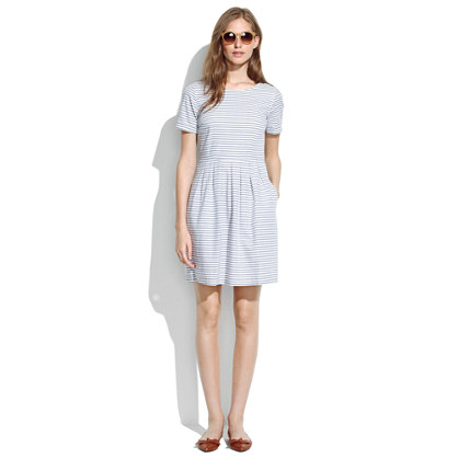 Café Stripe Dress