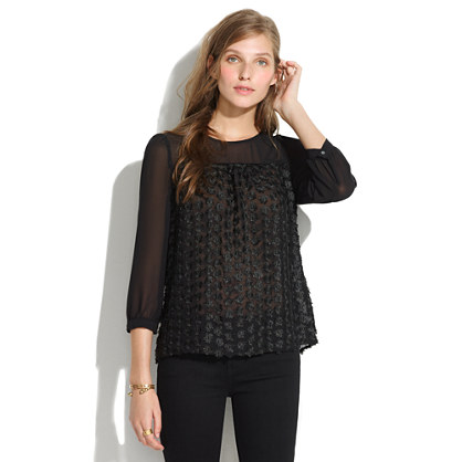Fringeflower Blouse