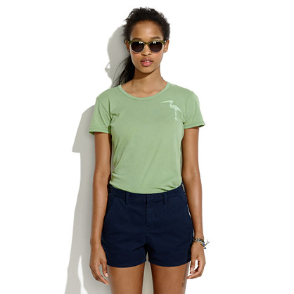 Mollusk Surf Shop Long Legs Tee