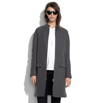 See by Chloé® Short Collar Zip Coat