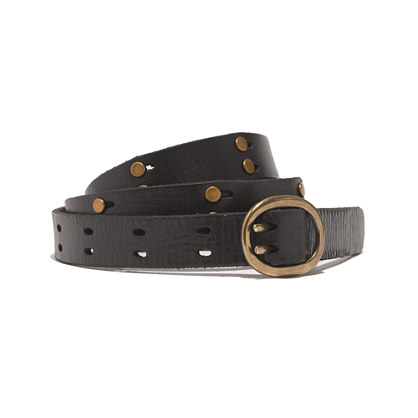 Double Rivet Belt