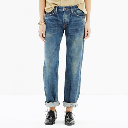Chimala® Straight-Leg Jeans