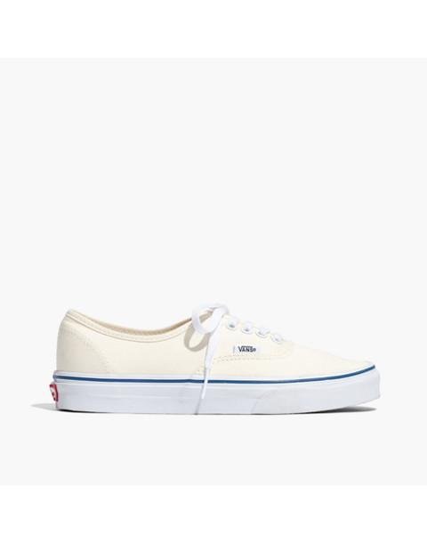 vans authentic sneaker unisex