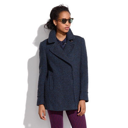 See by Chloé® Herringbone Coat