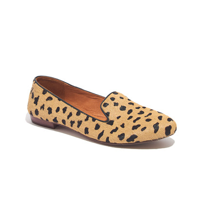 The Teddy Loafer in Calf Hair