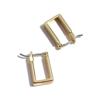 Square Hoop Earrings