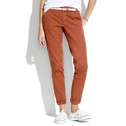 Canvas Rivington Trousers