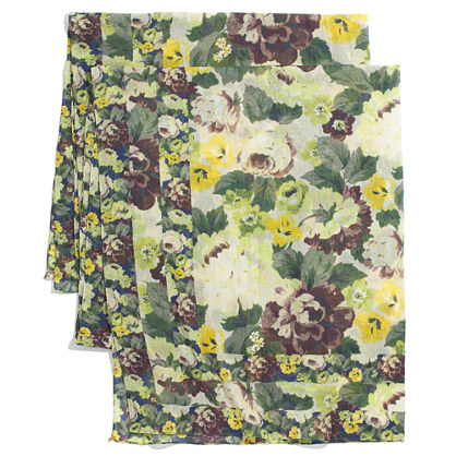 Flowerbed Scarf