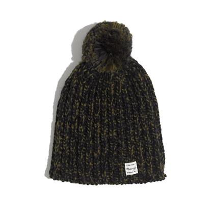 Plushpom Hat