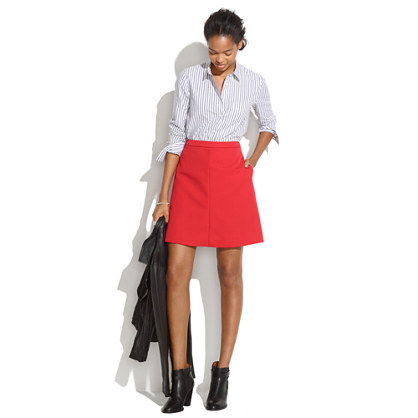 A-line Mini : SKIRTS | Madewell