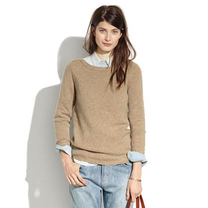 Gamine Sweater