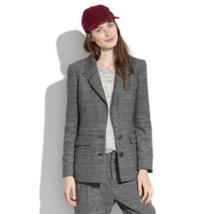 Runningstitch Blazer