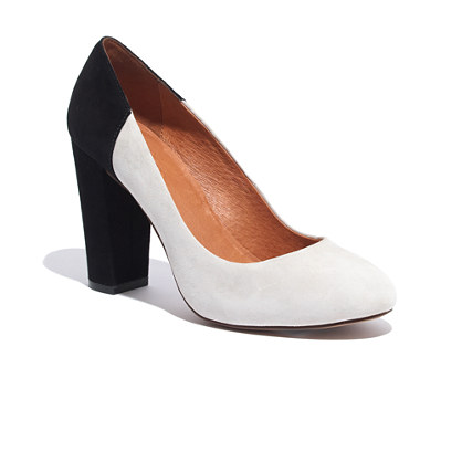 The Frankie Pump in Colorblock