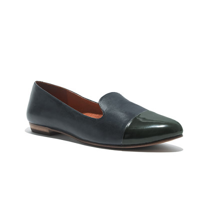 The Cap Toe Teddy Loafer