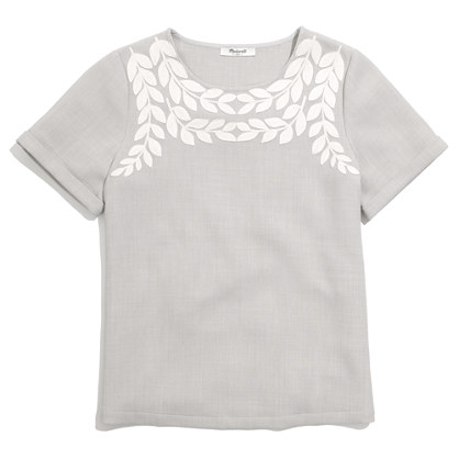 Ivy Embroidered Tee