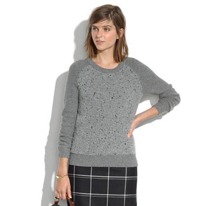 Bouclé Sweatshirt