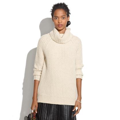 Funnelneck Sweater