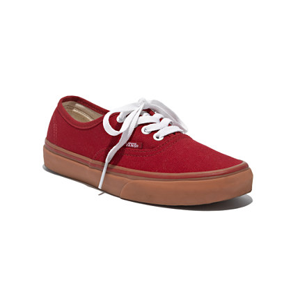 Vans® Authentic Gumsole Sneakers