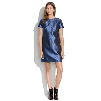 Shimmer T-shirt Dress