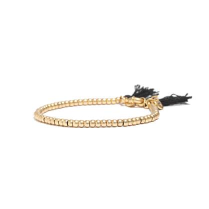 Gilded Dot Bracelet