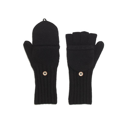 Merino Ribbed Gloves