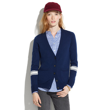 Middy Striped Cardigan