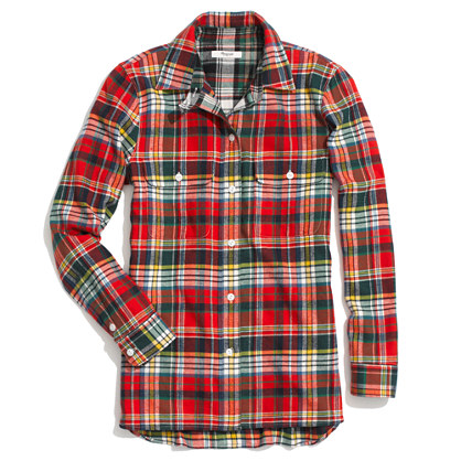 Ex-Boyfriend Flannel Shirt