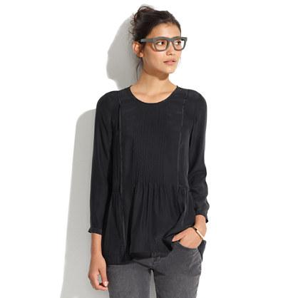 silk etude blouse