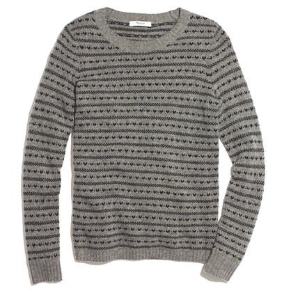 Heartstripe Sweater