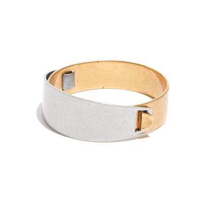 Minimalist Metal Cuff